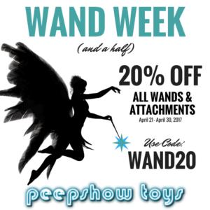 Wand week