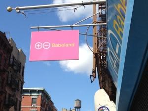 Hello Babeland!