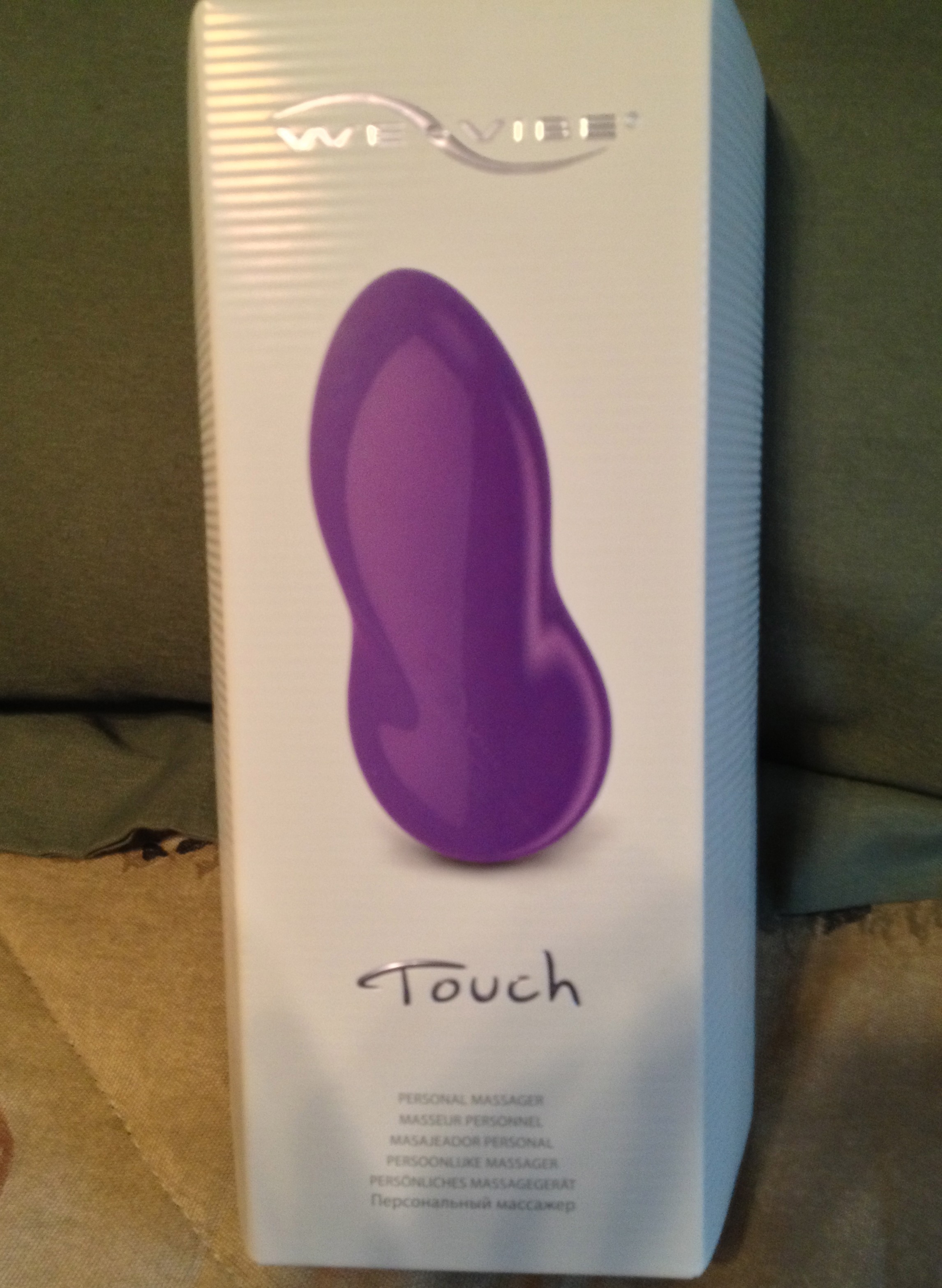 We-Vibe Touch- My Road Buddy