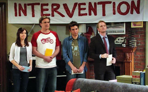 HIMYM-INTERVENTION