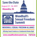 I'm Heading To The Woodhull Sexual Freedom Summit!