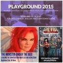 I'm Heading to Playground 2015!